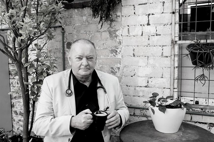 Dr Harry Hemley, Northcote Medical